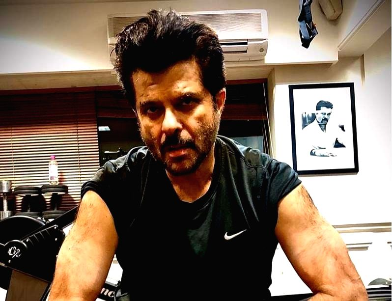 'Forever young' Anil Kapoor: You are your own motivation. - Kapoor