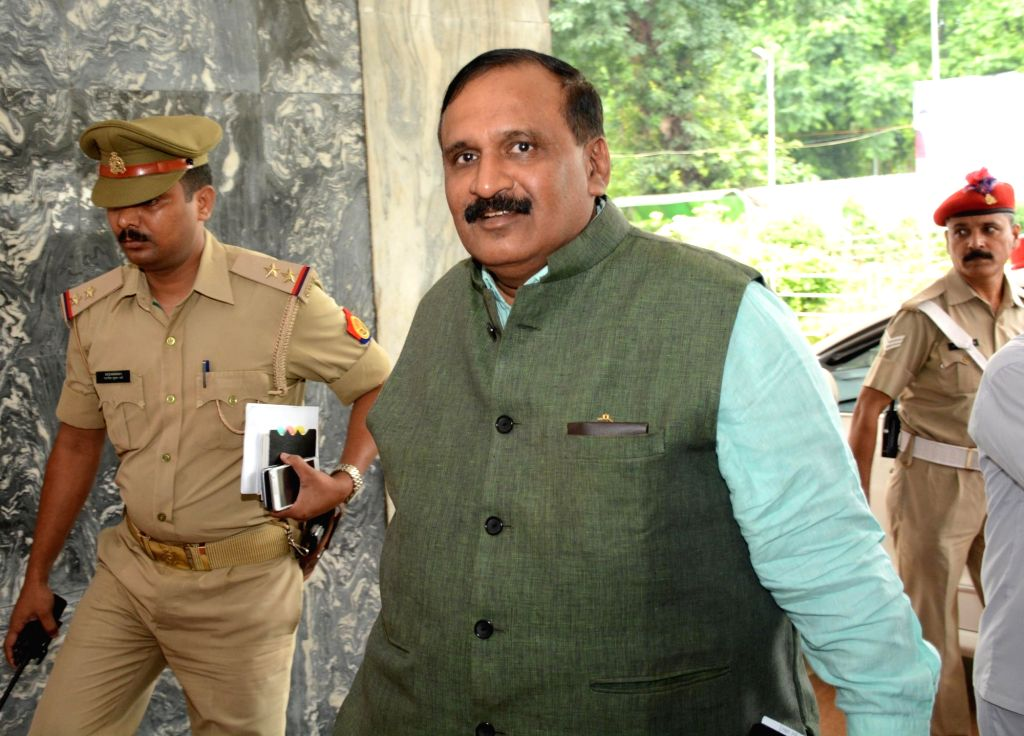 Former Chief Secretary of Uttar Pradeh, Deepak Singhal. (File Photo: IANS)