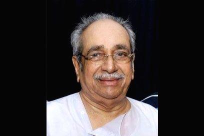 Former CPI-M Kerala Finance Minister V. Vishwanatha Menon. - V. Vishwanatha Menon