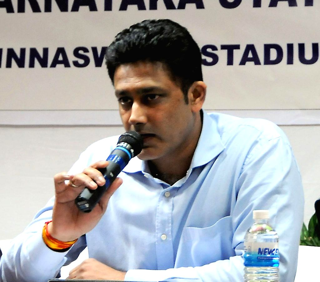 Former cricketer Anil Kumble who has been appointed as the new head coach of Indian cricket team. (File Photo: IANS)