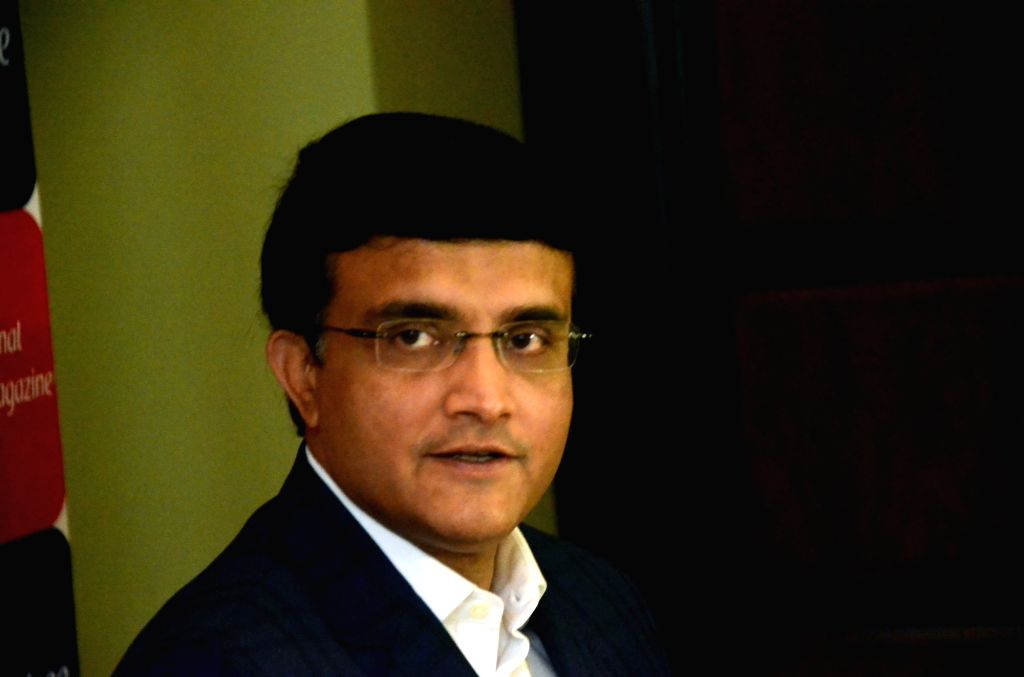 Former cricketer Sourav Ganguly. (File Photo: IANS) - Sourav Ganguly