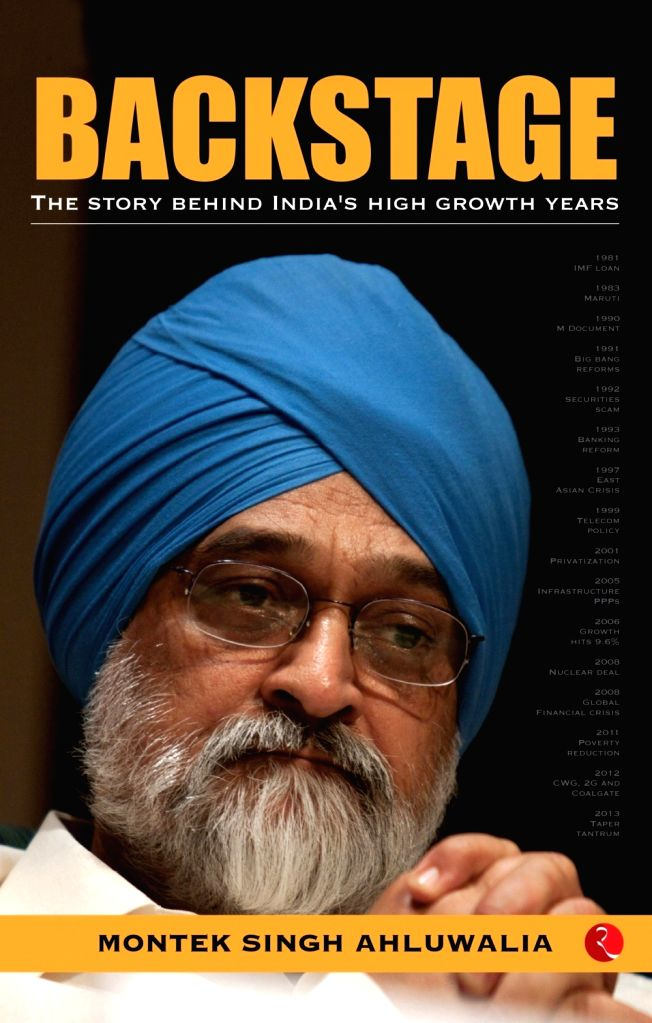 Former Deputy Chairman of the Planning Commission Montek Singh Ahluwalia.