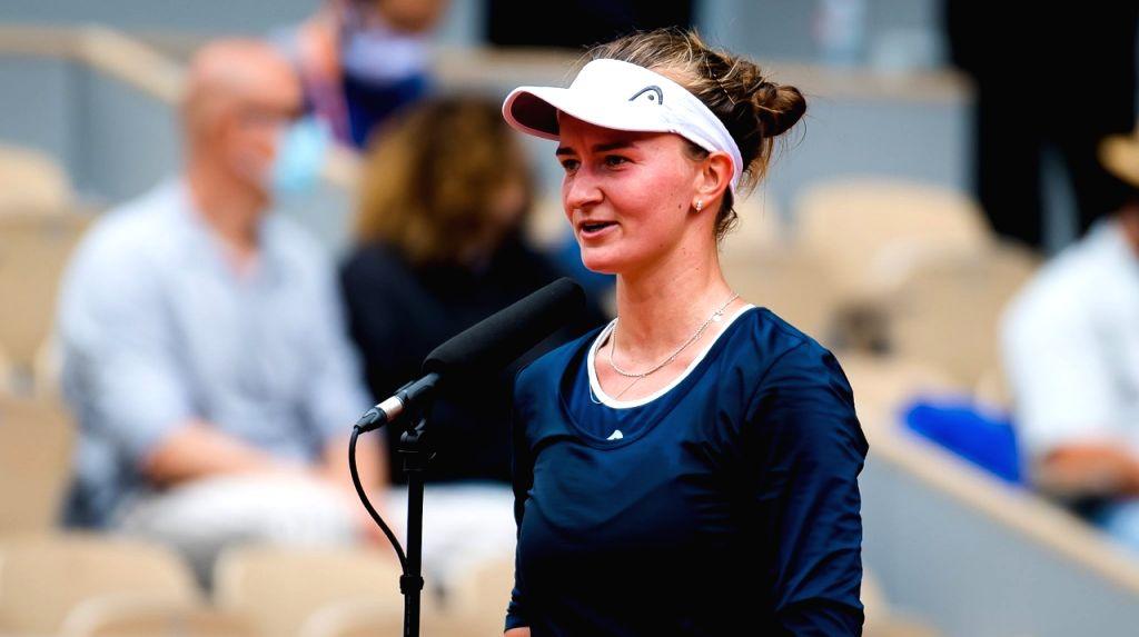 Former doubles No.1 Barbora making a splash in singles