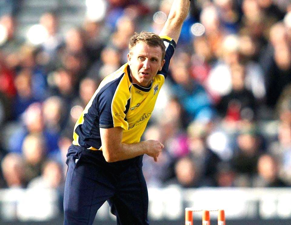 Former England all-rounder Dominic Cork.