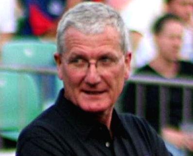 Former England captain Bob Willis. - Bob Willis