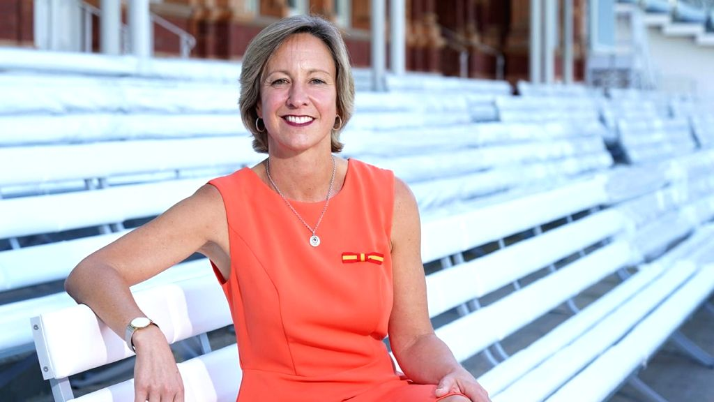 Former England captain Connor takes charge as MCC???s first female President - Connor