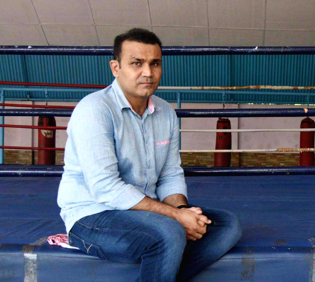 Former India cricketer Virender Sehwag. (File Photo: IANS)