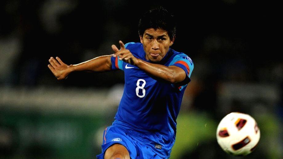 Former India midfielder Renedy in frontline of Covid duty
