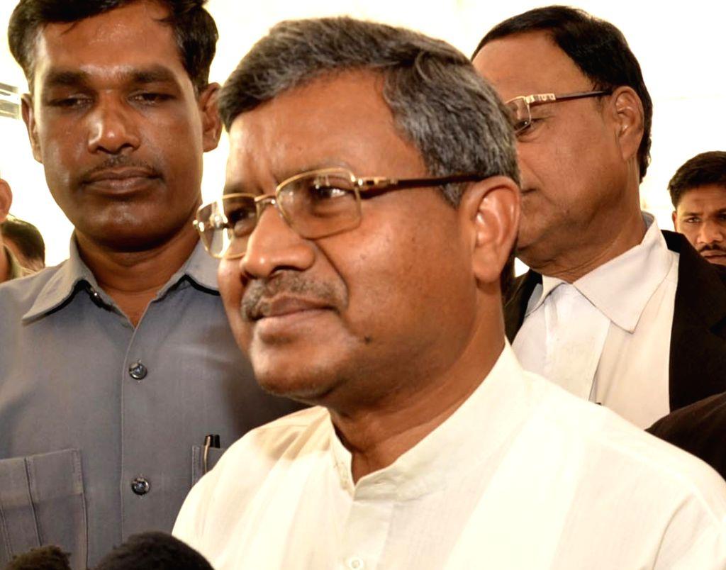 Former Jharkhand Chief Minister Babulal Marandi. (File Photo: IANS) - Babulal Marandi