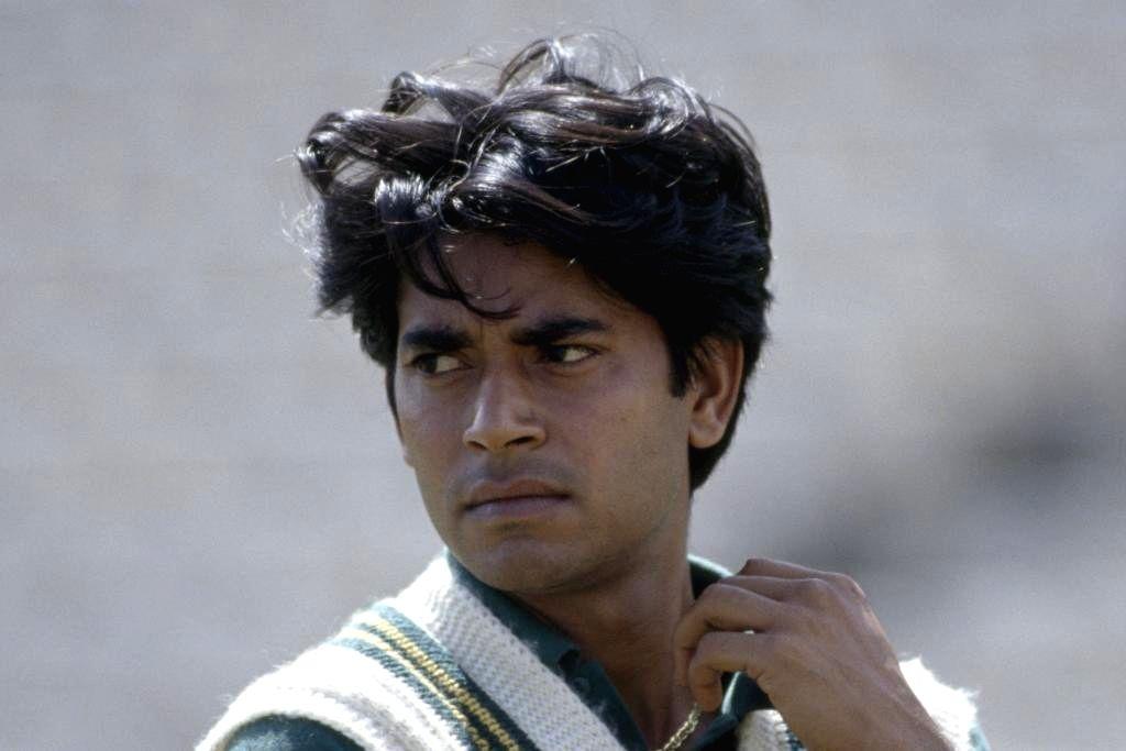 Former Pakistan fast-bowler Aaqib Javed. (Photo: @ICC/twitter) - Aaqib Javed