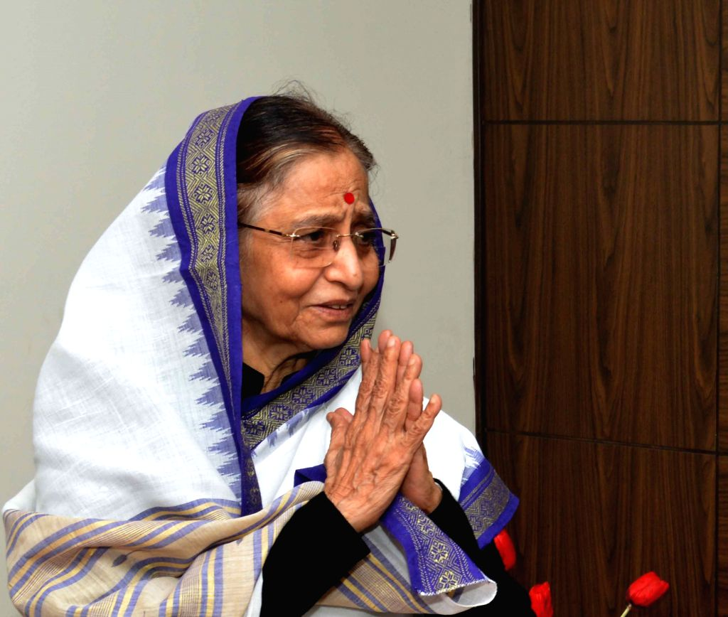 Former President Pratibha Patil. (File Photo: IANS) - Pratibha Patil