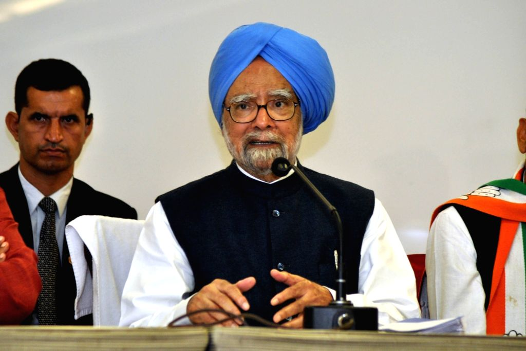 Former Prime Minister and Congress leader Manmohan Singh. (File Photo: IANS) - Manmohan Singh