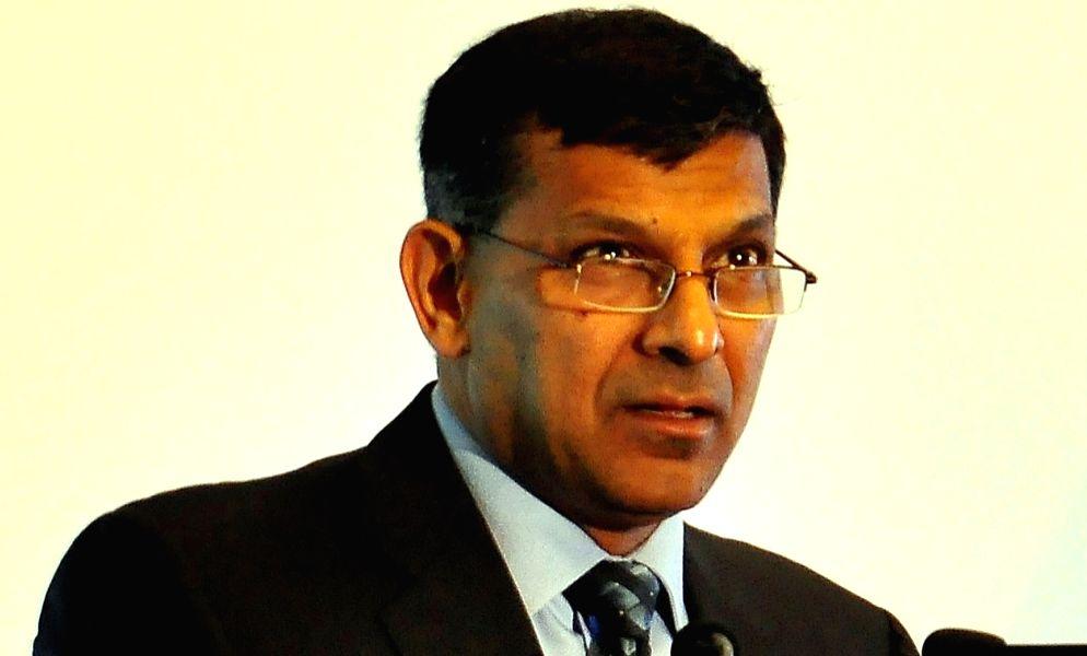 Former RBI Governor Raghuram Rajan.(File Photo: IANS)