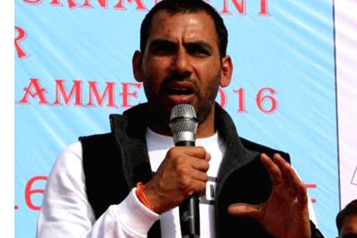 Former World Cup winning India captain Anup Kumar - Anup Kumar
