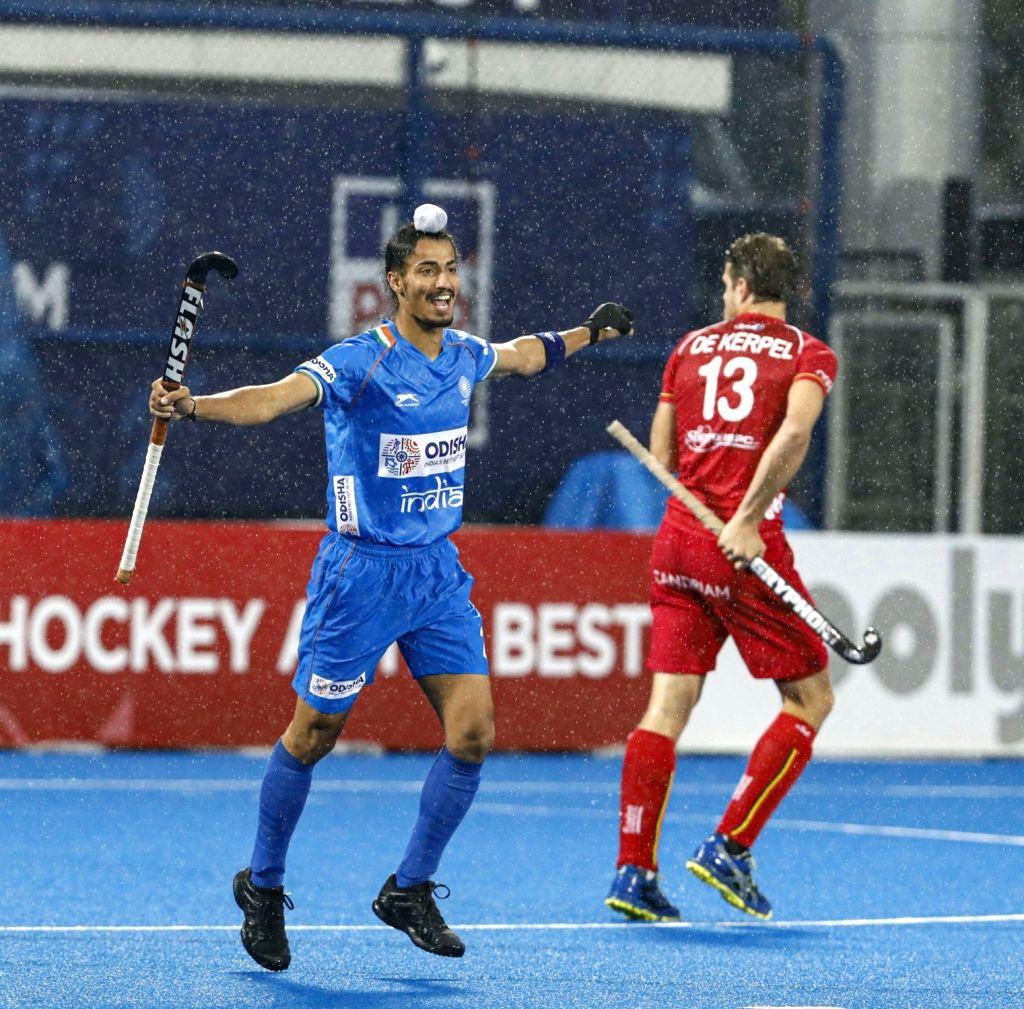 Forward Dilpreet Singh. - Dilpreet Singh