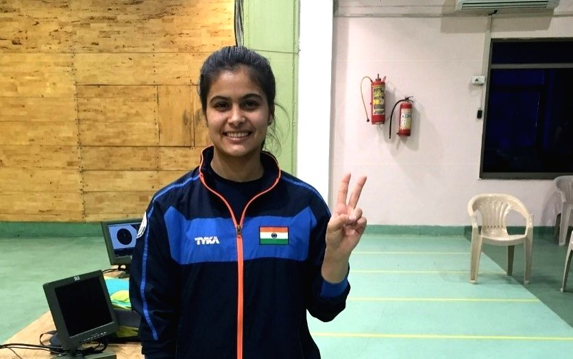 Four-gold day sees India surge to the top at Shooting Junior World C'ship.