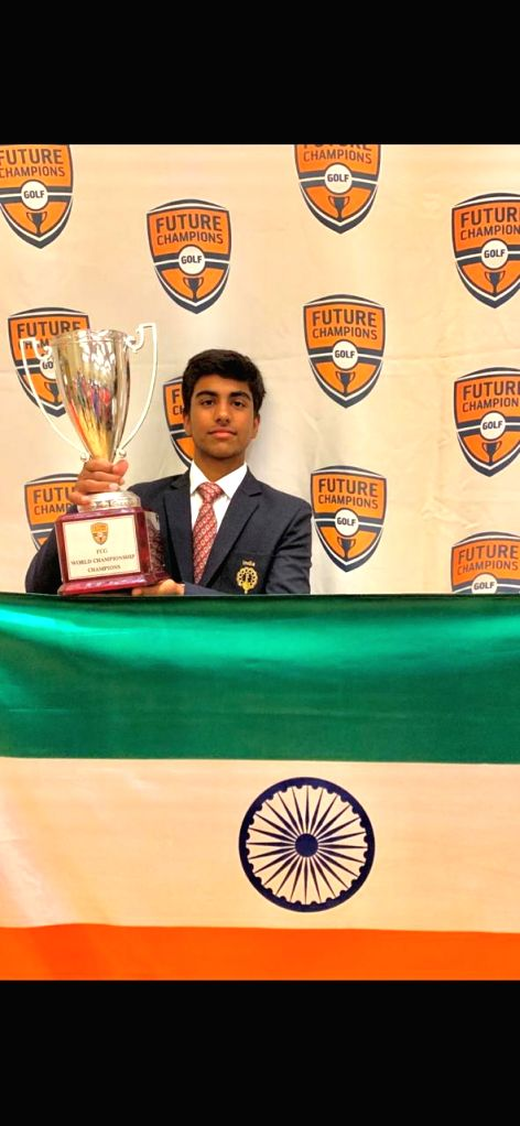 Fourteen-year-old Arjun Bhati represented India at the FCG CALLAWAY Junior World Golf Championship and bagged the first position against Taiwans Jeremy Chen during the three-day final match in Palm ...