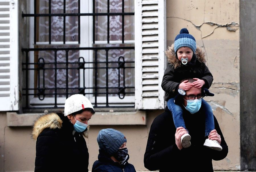 France's Covid-19 death toll tops 65,00