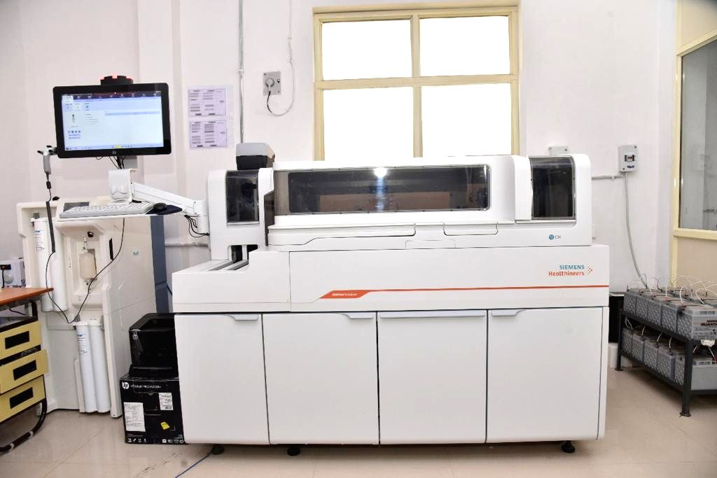 Free diagnostics centres to be launched in Telangana on June 9