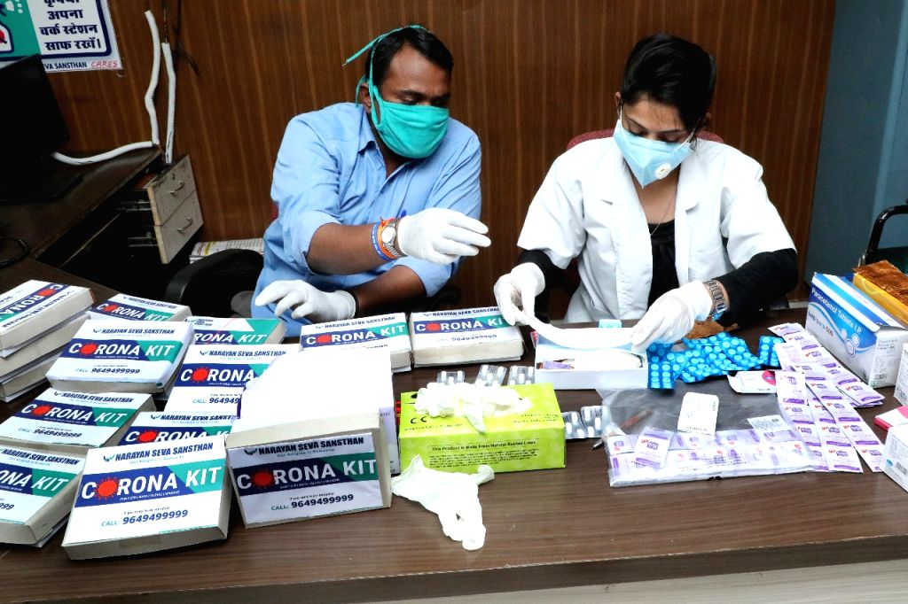 Free medical kits distribution in India