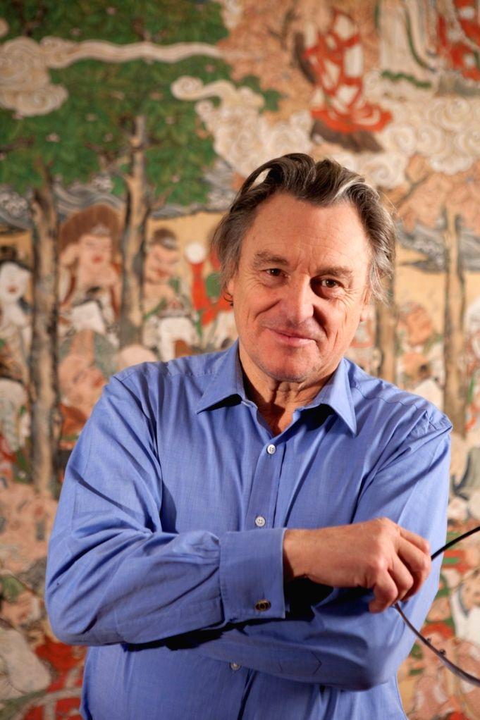 French artist Gerard Garouste's exhibition comes to Delhi. - Gerard Garoust