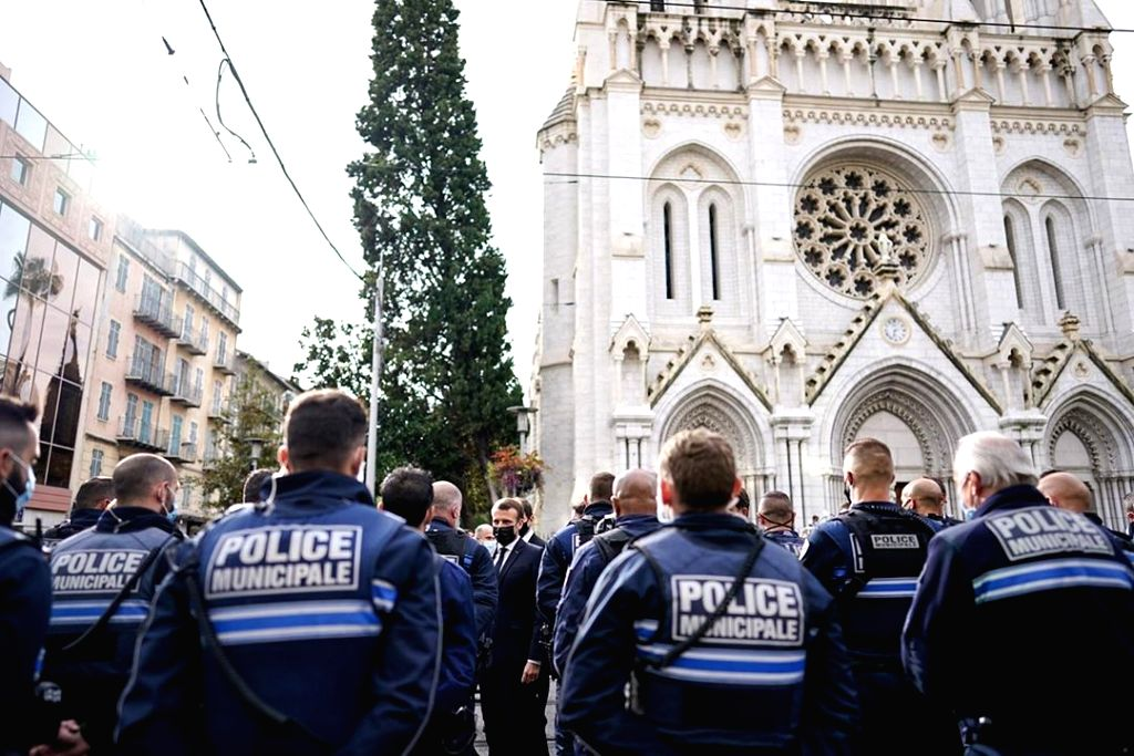 French church attacker arrived from Tunisia last month