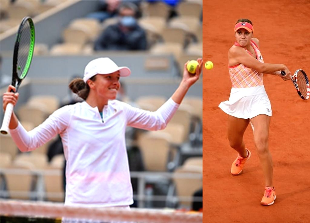 French Open - Sofia to face Polish teen Iga in final.