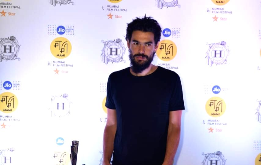 French-Spanish film director Oliver Laxe. - Oliver Laxe