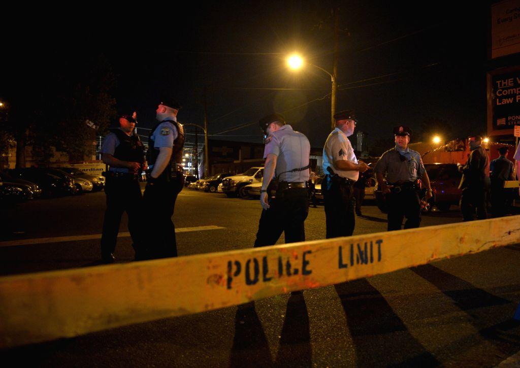 Fresh unrest rock Philadelphia after police shooting