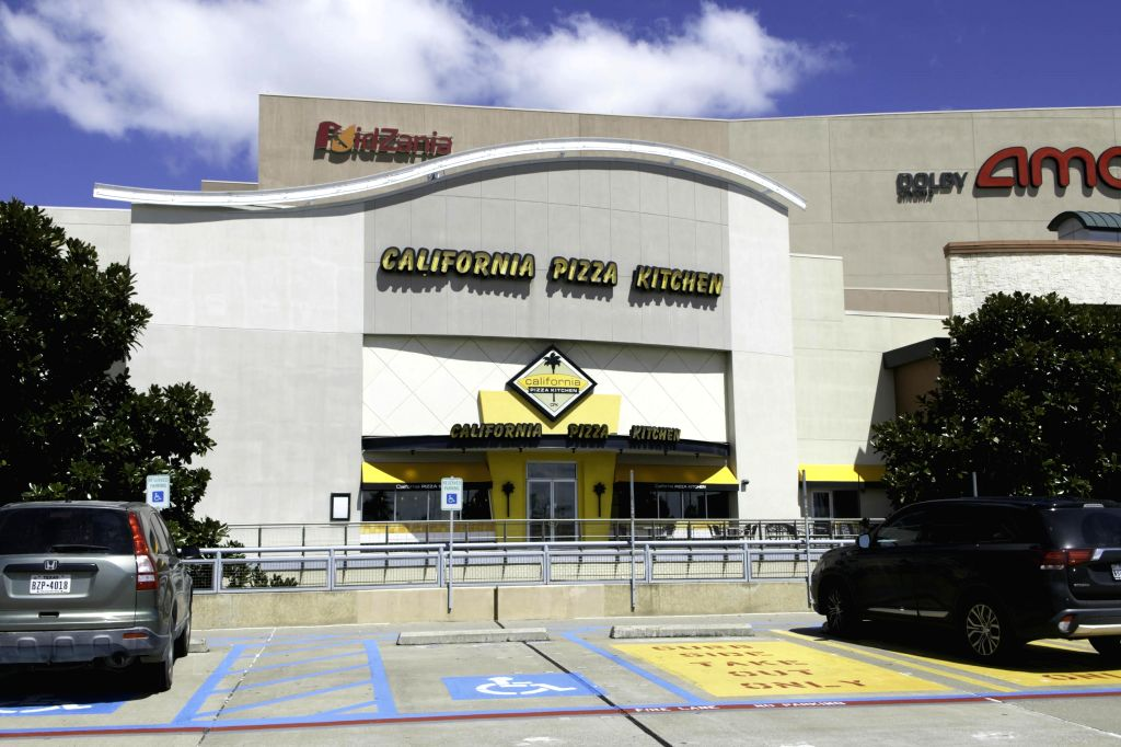 Frisco (U.S.), July 31, 2020 A California Pizza Kitchen restaurant is seen in Frisco, Texas, the United States, on July 31, 2020. California Pizza Kitchen, one of the U.S. most popular ...