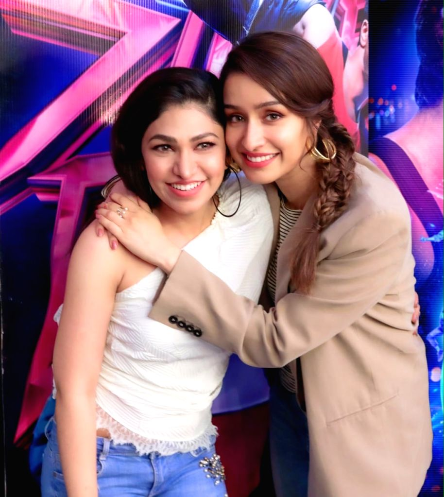 "From ""Aashiqi 2"" to upcoming film ""Street Dancer 3D"", singer Tulsi Kumar has lent her voice to actress Shraddha Kapoor a lot of times. According to Shraddha, ""Tulsi's voice suits her very well"". - Shraddha Kapoor and Tulsi Kumar"