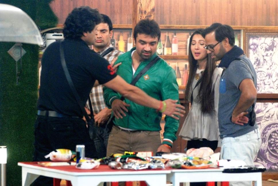 From the house of Bigg Boss Saath - 7 (Day 96)