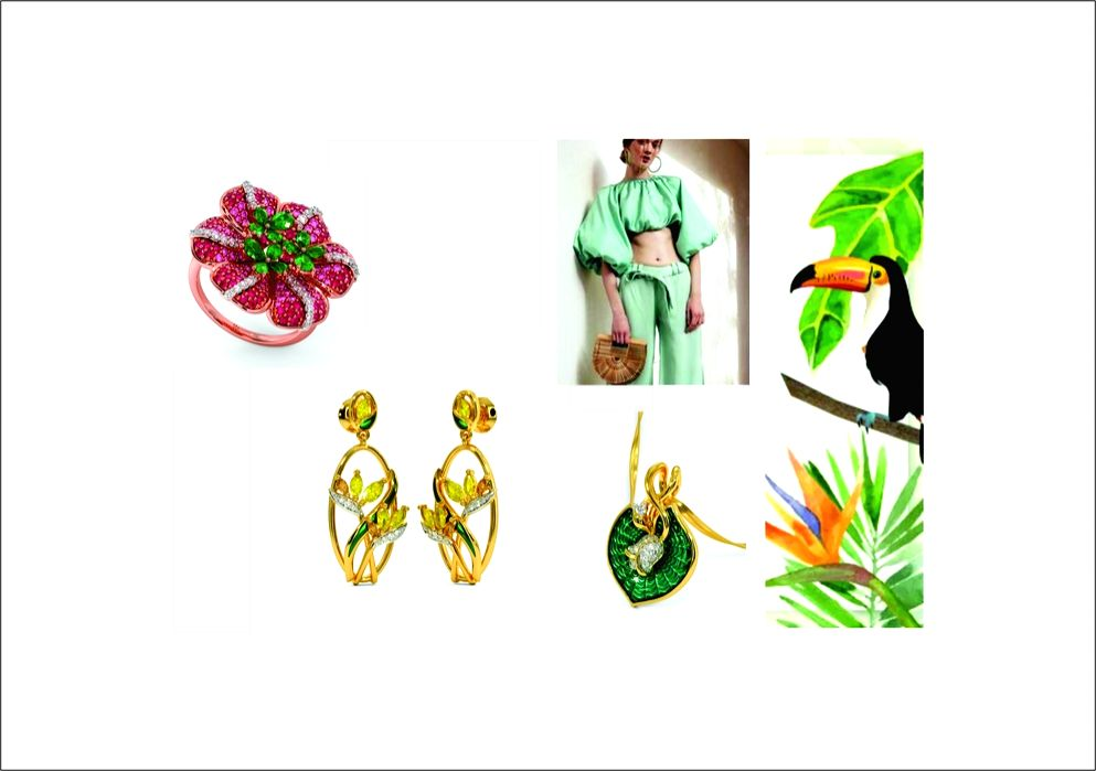 From traditional jadau to creative compositions, trendy textures to nature inspired pieces, the year 2020 is going to be a trendy concoction of jewellery.