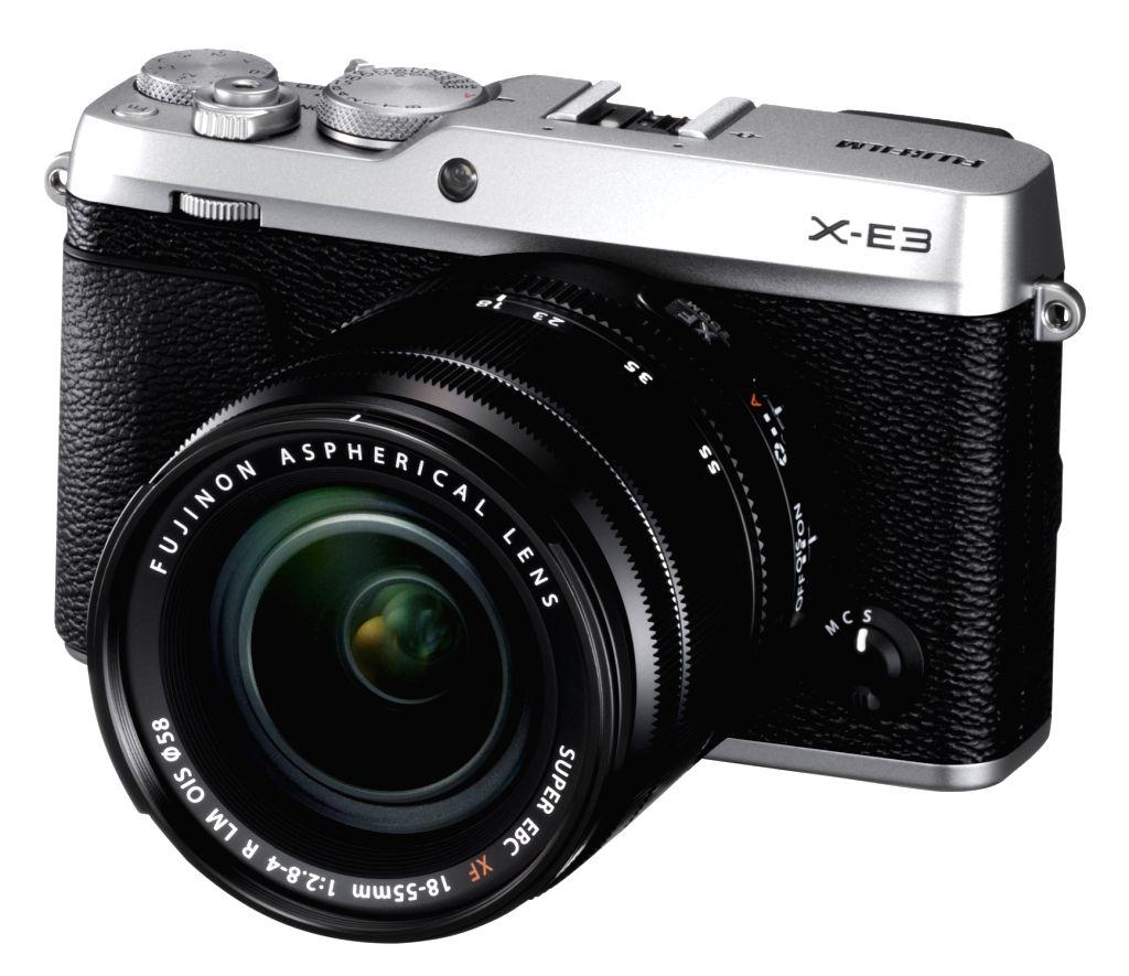 Fujifilm X-E3. (File Photo: IANS)