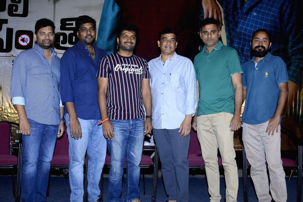 Gaali Sampath Movie Press meet.