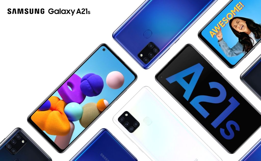 Galaxy A21s with quad camera setup, 5000mAh battery launched.
