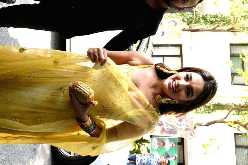 Galla Ashok's New Movie Opening.