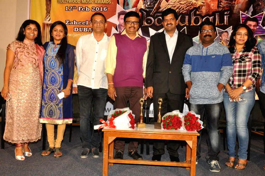 GAMA Awards Press meet held today (18th Jan) morning at Prasad Labs in Hyderabad.