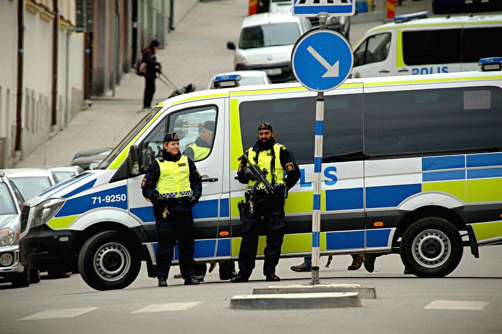 Gang-related violence decreases in Sweden