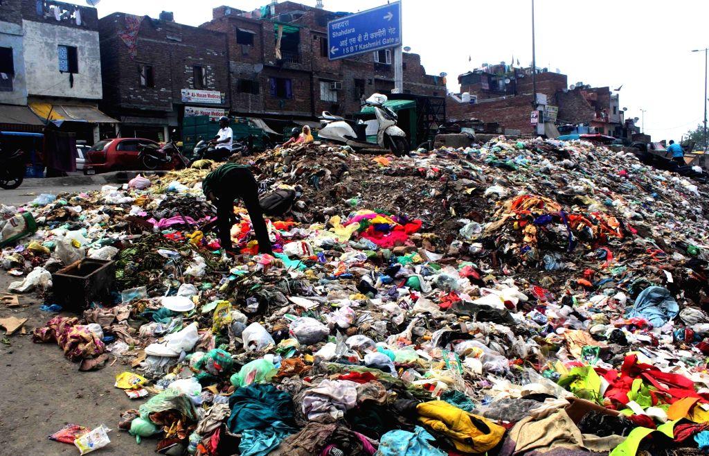 Garbage. (File Photo: IANS)