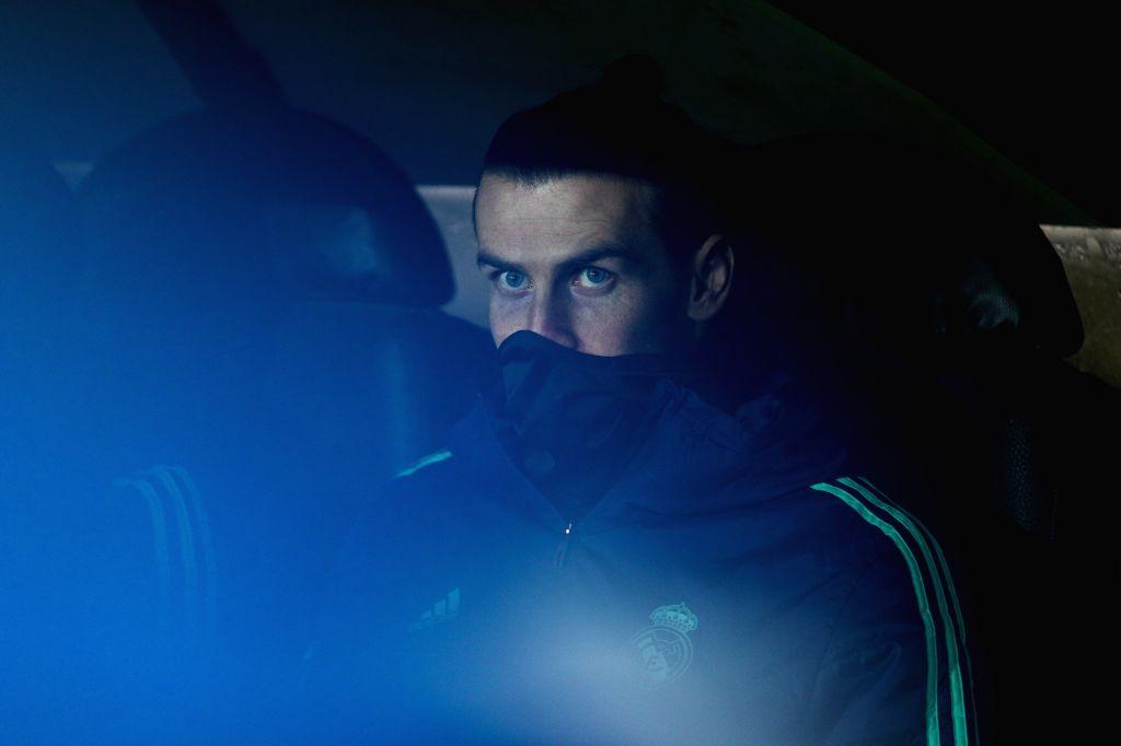 Gareth Bale. (Xinhua/Zheng Huansong/IANS)