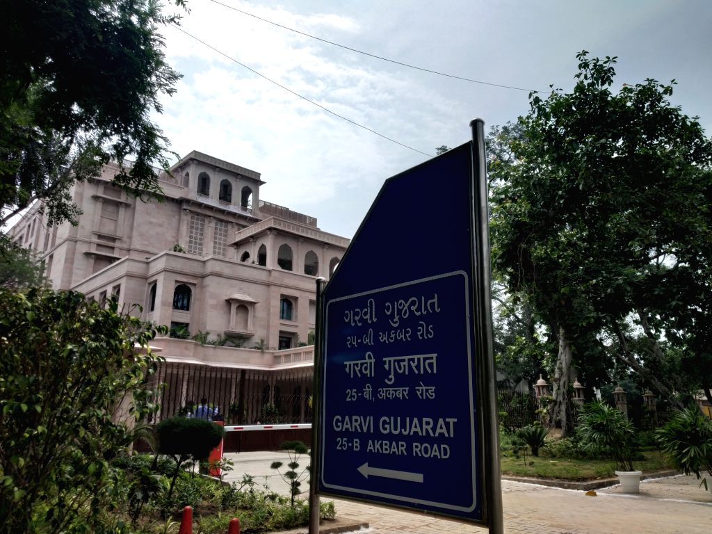 Garvi Gujarat Bhavan. (File Photo: IANS)