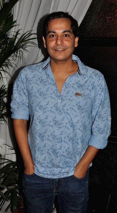 Gaurav Gera during Mirabella Bar & Kitchen Launch in Mumbai on July 4, 2016.
