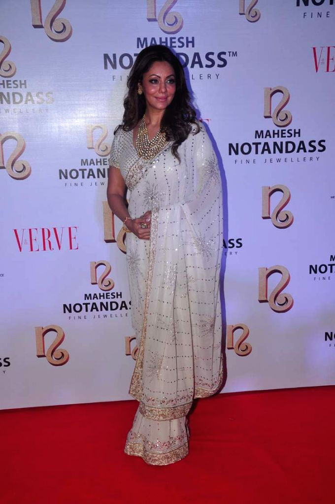 Gauri Khan @ Mahesh Notandass Collection Launch Event