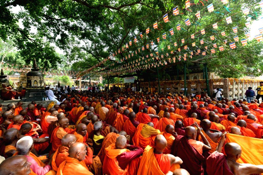 Is Ladakh part of Buddhist ring encircling China?