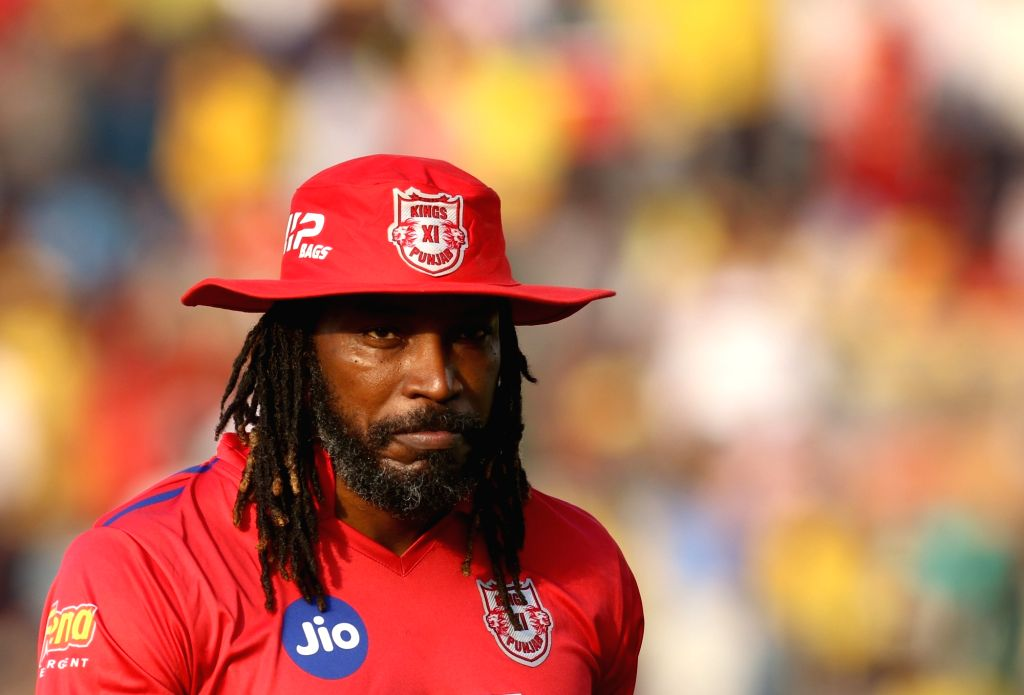 Gayle reveals he was 'angry & upset' before Super Over