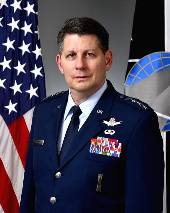 General David D. Thompson, Vice Chief of Space Operations, US Space Force. (Photo Credit: twitter.com/SpaceForceDoD)