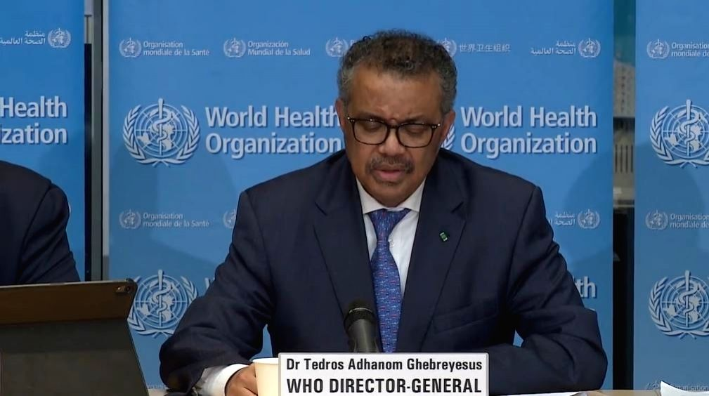 Geneva, July 4 (IANS) China did not come forward on its own to report to the World Health Organization (WHO) that it had a problem in Wuhan following the virus outbreak late last year, according to the updated information the UN health agency posted