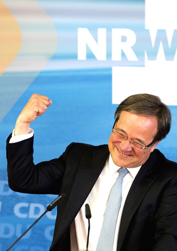 Germany's ruling CDU elects new chairman