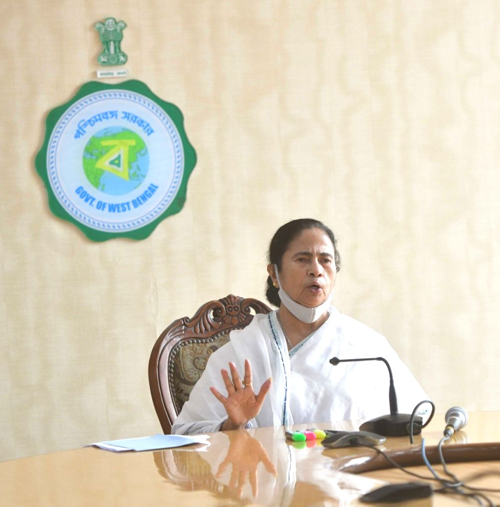 Get Covaxin authorised or take responsibility of those receiving jab, Mamata to Centre.